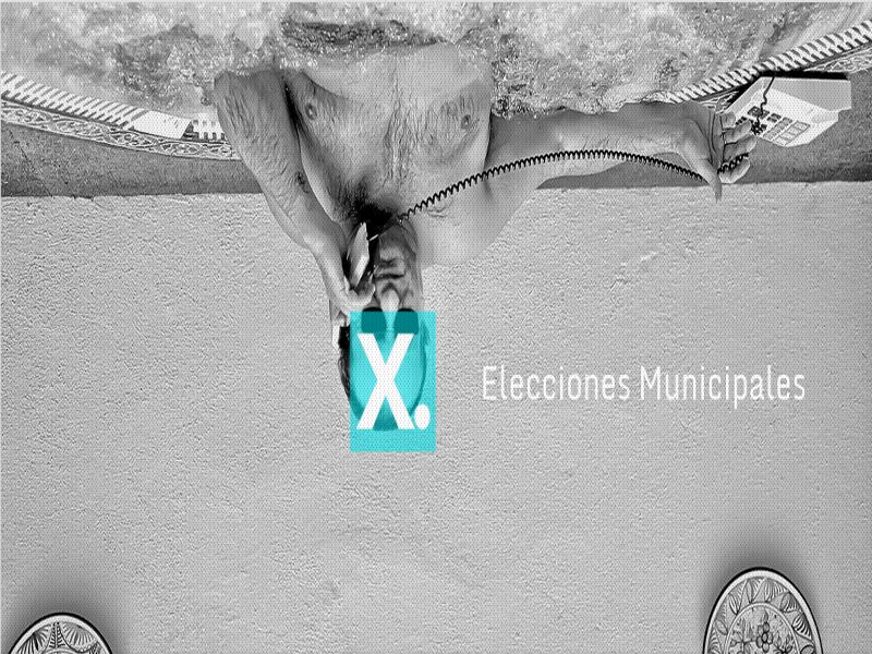 El Partido X en las elecciones municipales 2015