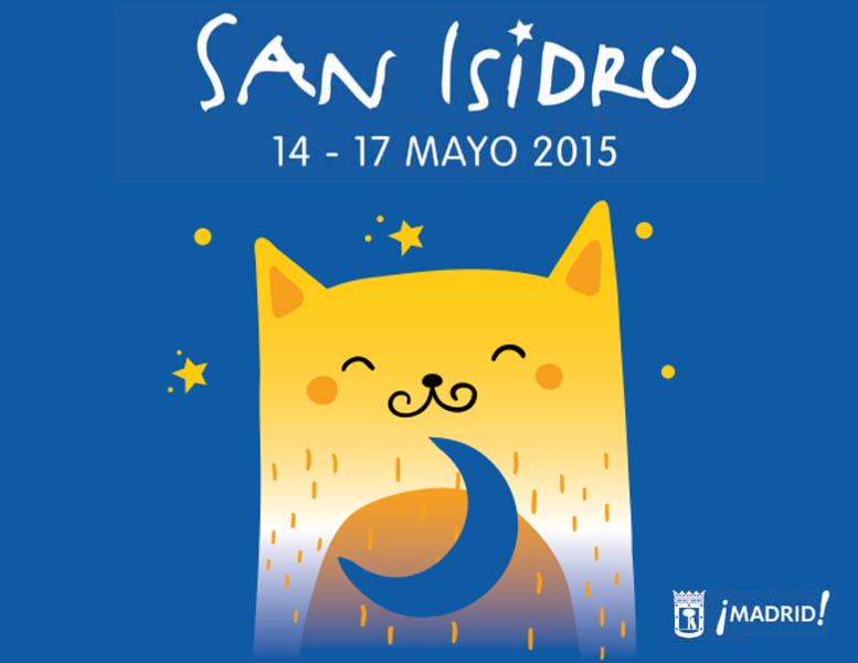 Fiestas de San Isidro 2015 | Madrid | 14-17 de mayo de 2015