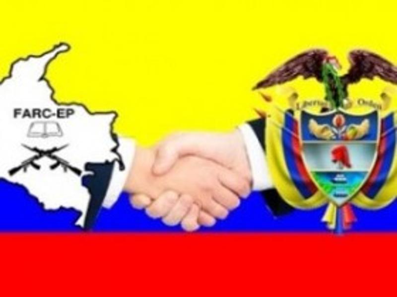 Los 'Diálogos de Paz' entre el Gobierno de Colombia y las FARC-EP se celebran en La Habana (Cuba) desde 2012
