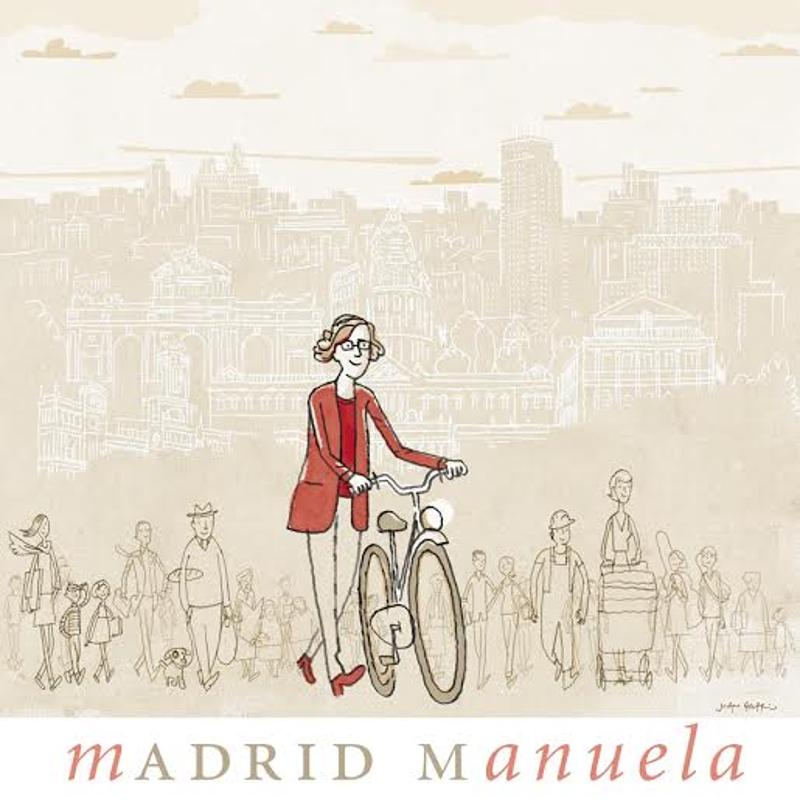 Madrid Manuela | Mayo 2015 | Ilustración de Juan Berrio
