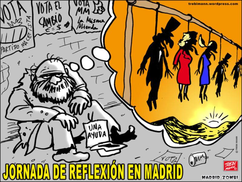 MZ 2015 - 22 | Jornada de reflexión en Madrid | © Trebi Mann 2015