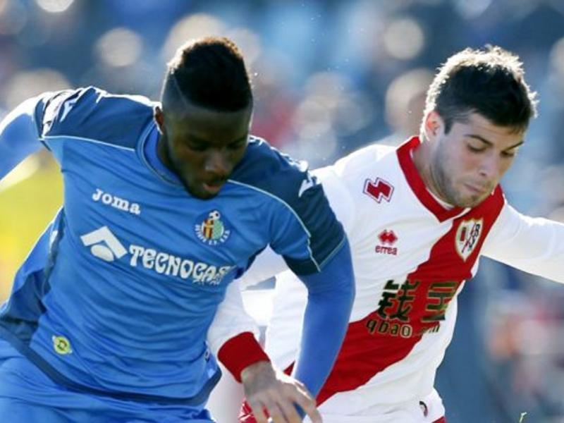Rayo Vallecano y Getafe protagonizaron el penúltimo derbi madrileño de Liga BBVA 14-15 el lunes 11 de mayo de 2015 | Foto: Liga BBVA