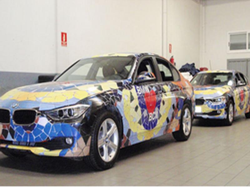 BMW tuneados | Vinilos publicitarios | Imprenta Las Rozas