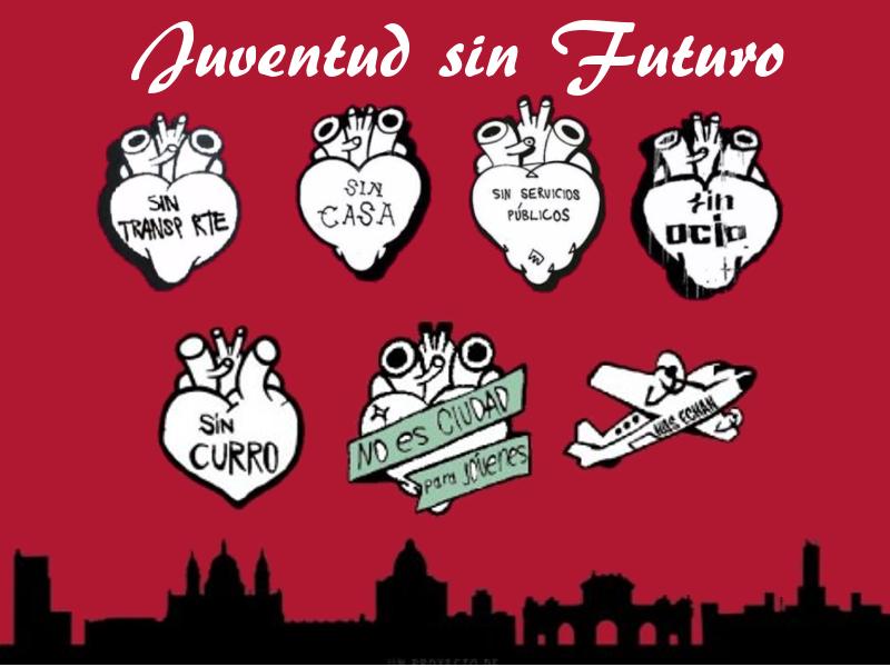Campaña 'Madrid no es ciudad para jóvenes' | Juventud sin Futuro