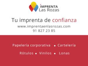 Imprenta Las Rozas | Anuncio PqHdM| Junio 2015