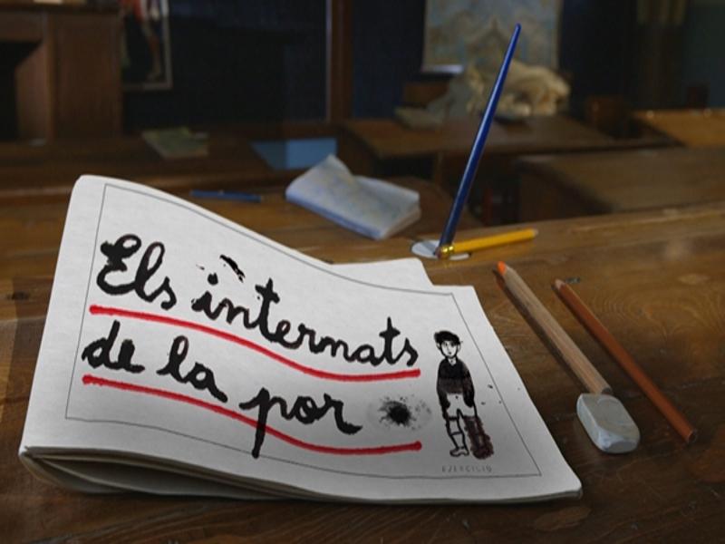 'Los internados del miedo' ('Els internats de la por') una producción de TV3 para 'Sense ficció' (2015)