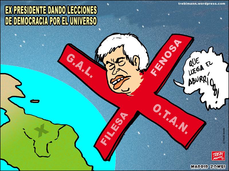 MZ 2015 - 24 | Felipe en Venezuela | © Trebi Mann 2015