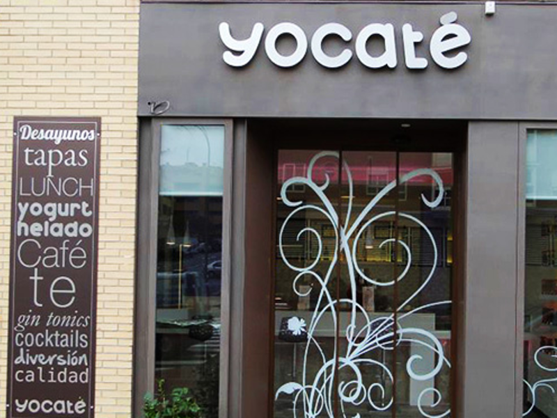 Yocaté | Fuencarral - Madrid | Rótulo publicitario | Imprenta Las Rozas