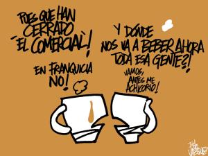 Café Comercial | © Fito Vázquez 2015