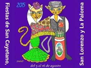 Fiestas de San Cayetano, San Lorenzo y La Paloma 2015 | Del 5 al 16 de agosto | Centro - Madrid