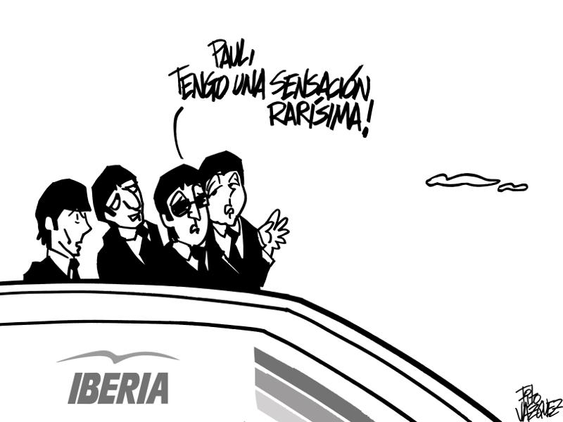 Los Beatles en España   © Fito Vázquez 2015