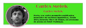 Perfil colaboradores PqHdM | Carlos Meiek | Meiek-1000