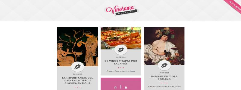 Vinorama Magazine