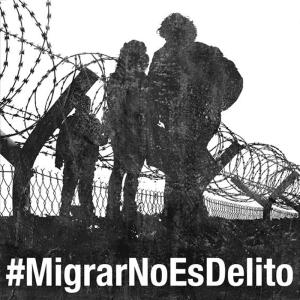 Migrar No Es Delito | Manifestación 'Por una política europea responsable' | Sábado 12/09/2015 - 18:30 horas | Glorieta de Atocha - Plaza de la Provincia | Madrid