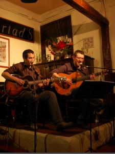 Rafa Mora & Moncho Otero | 'Versos sobre el Pentagrama' | Café Libertad 8 | Barrio de Chueca | Madrid
