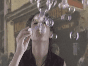 Verbo Burbuja 3 | Kurly: artista | Reír | Madrid 13 de septiembre de 2014 | Burbujas Culturales | Madrización