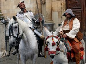 17º Mercado Cervantino | Alcalá de Henares | Comunidad de Madrid | Del 8 al 12 de octubre de 2015 | Pasacalles