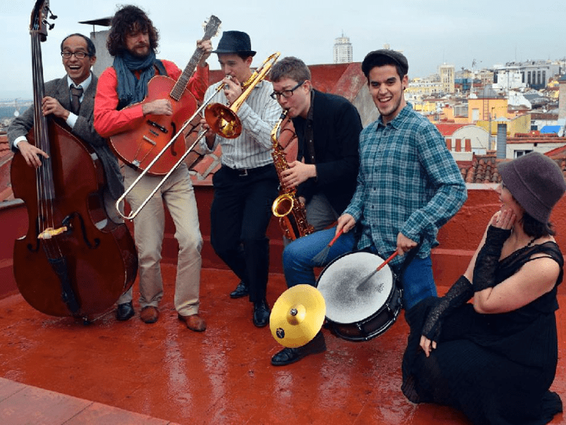 Les Pompettes | Tapapiés 2015 | Lavapiés - Madrid