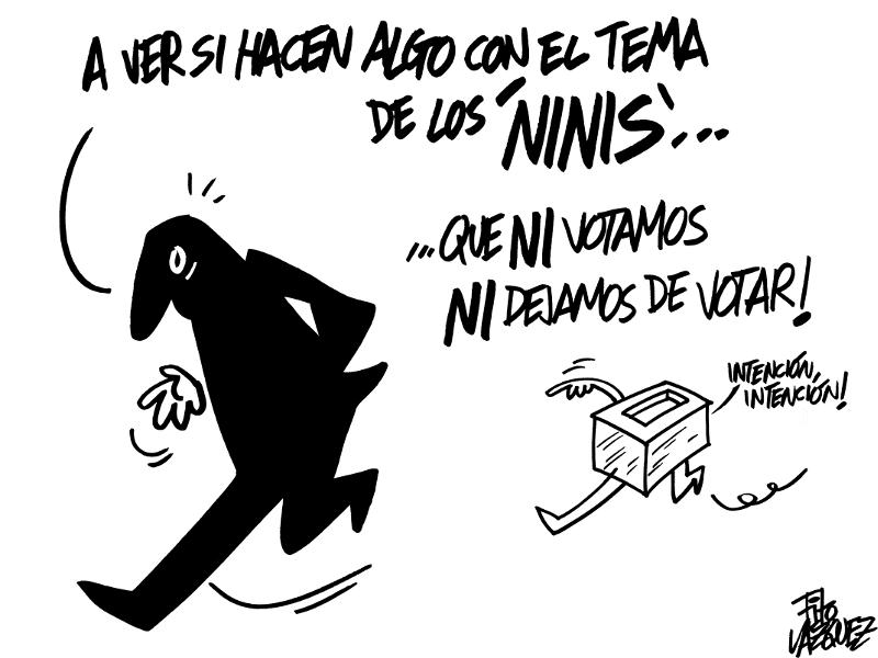 'Ninis' | © Fito Vázquez 2015