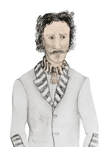 Hipólito 'Bolo' García Fernández | Caricatura