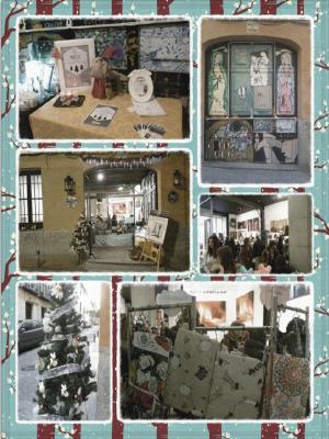Madrid Market   Mercadillo de emprendedores y artesanos   Malasaña - Madrid   Navidad 2015