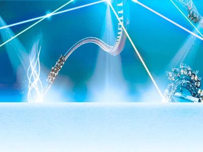 'Christmas Laser Show' | Espectáculo de luz y sonido | Parque de Atracciones de Madrid | Navidad | 19/12/2015 al 05/01/2016