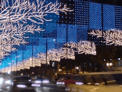 Es Madrid Es Navidad | Alumbrado madrleñol | Madrid Navidad 2015
