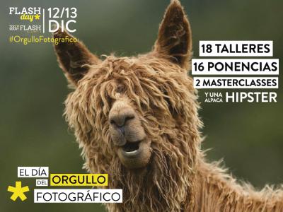 'Flash Day 2015' | 'Día del Orgullo Fotográfico' | Too Many Flash | 12 y 13 del 12 de 2015 | Chamberí - Madrid