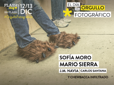 'Flash Day 2015' | 'Día del Orgullo Fotográfico' | Too Many Flash | 12 y 13 del 12 de 2015 | Chamberí - Madrid | #OrgulloFotografico