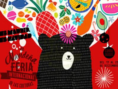 'La Navideña' Feria Internacional de las Culturas | Conde Duque | Madrid | 17-22/12/2015