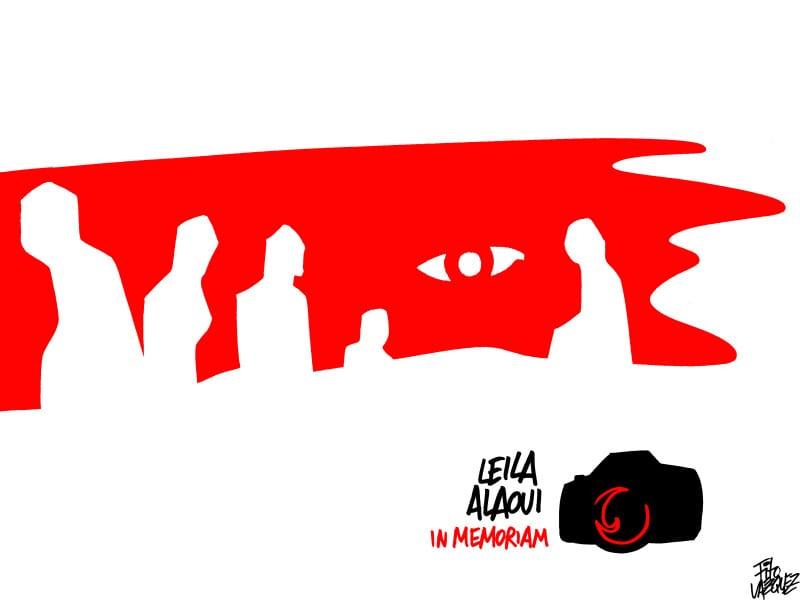 Leila Alaoui | In Memoriam | © Fito Vázquez 2016