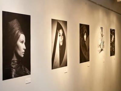 Leila Alaoui | Exposición 'Mujeres marroquíes en primer plano de la escena' | Colectivo La Latina (septiembre 2011) | 'Noches de Ramadán 2011' | Lavapiés - La Latina (Madrid) | Foto David Maroto