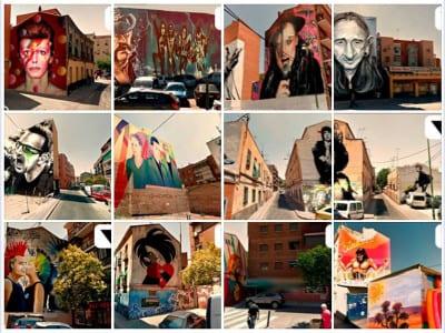 Paseo de la Música | 12 fotomontajes ValleKarte | Puente de Vallecas | Madrid