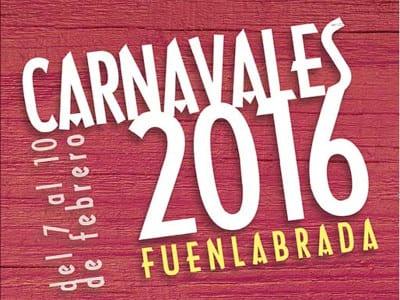 Carnaval 2016 | Fuenlabrada | Comunidad de Madrid