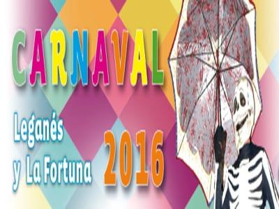 Carnaval 2016 | Leganés y La Fortuna | Comunidad de Madrid