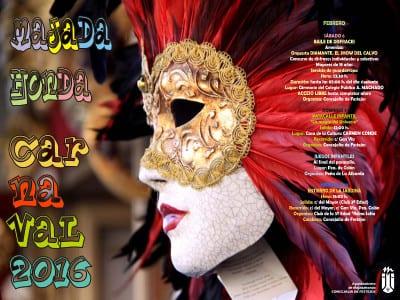 Carnaval 2016 | Majadahonda | Comunidad de Madrid | Cartel