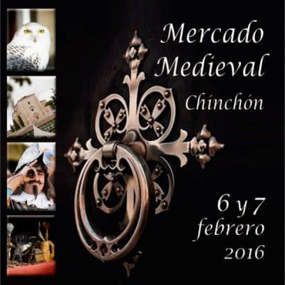Carnaval 2016 | Mercado Medieval | Chinchón | Comunidad de Madrid | Cartel