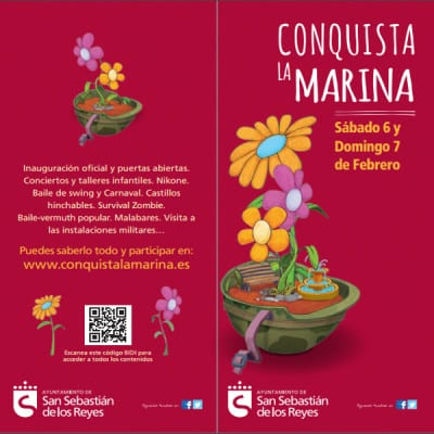 Carnaval 2016 | San Sebastián de los Reyes | Comunidad de Madrid | Conquista La Marina