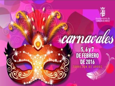 Carnaval 2016 | Torrejón de Ardoz | Comunidad de Madrid