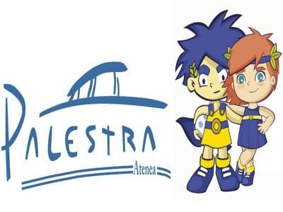 Fénix y Atenea | Mascotas del Club Deportivo Palestra Atenea | Madrid