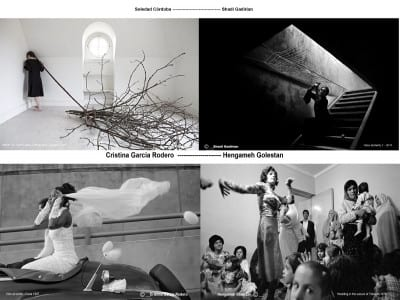 'Miradas paralelas' de fotógrafas españolas e iraníes en Conde Duque | Soledad Córdoba y Shadi Gadirian | Cristina García Rodero y Hengameh Golestan | Madrid | 11/03-15/05/2016