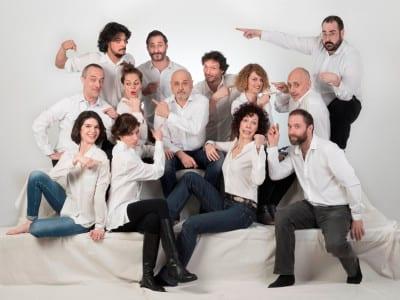 'Numancia' de Miguel de Cervantes | 'La Noche de los Teatros | 01/04/2016 | Teatro Español | Madrid | Elenco
