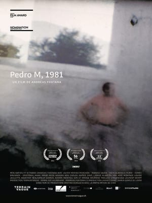 DocumentaMadrid 2016 | Pedro M, 1981 | Andreas Fontana | Suiza-España 2015 | Cartel