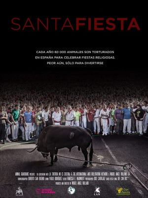 DocumentaMadrid 2016 | Santa Fiesta | Miguel Ángel Rolland | España 2016 | Cartel