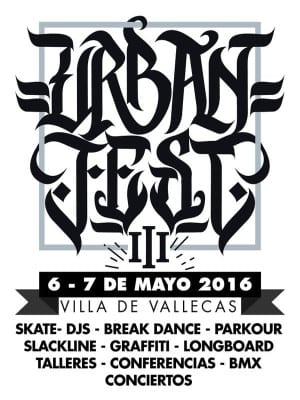 Fiestas de San Isidro 2016 | Madrid | Del 12 al 16 de mayo de 2016 | Urban Fest