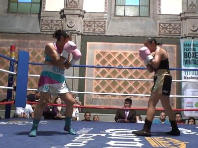 'La Primavera Rosa en México' | Mario de la Torre | Estreno Madrid abril 2016 | Boxeadoras