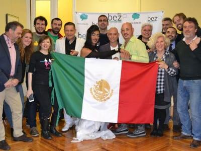 'La Primavera Rosa en México' | Mario de la Torre | Estreno Madrid abril 2016 | Elenco