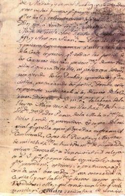Bando de los alcaldes de Móstoles | Juan Pérez de Villamil | 2 de mayo de 1808 | Archivo municipal | Cumbres de San Bartolomé | Andalucía (España)