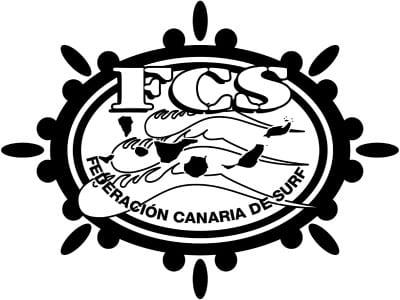 Federación Canaria de Surf | FCS | Logo