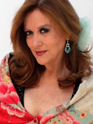 Fiestas de San Isidro 2016 | Madrid | Jardines de Las Vistillas | Noche Castiza | Olga María Ramos | 16/05/2016